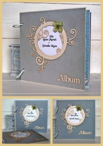 Scrapbooking by Asica